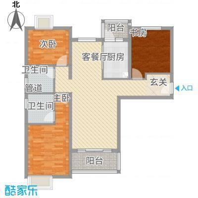 澳锦・瑞城B2户型