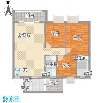 平冈新城02户型