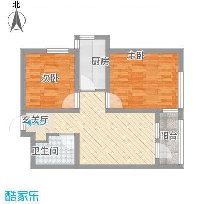 中房・金沙滩澜湾71户型