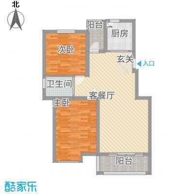 匡吉・城市花园QQ截图20131119121756户型