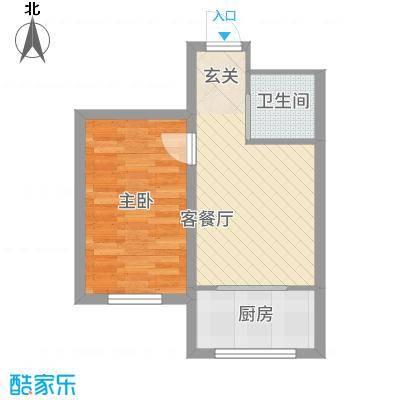 东亿・瑞馨佳园5.00㎡户型