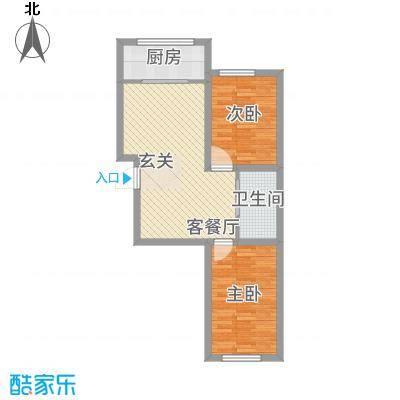 东亿・瑞馨佳园7.00㎡户型