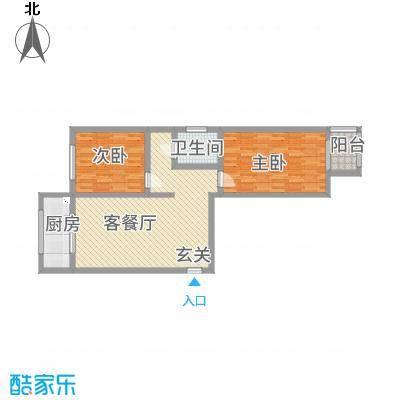 武城新镇户型