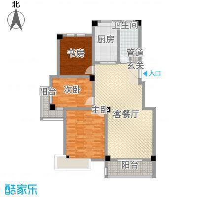 渤海尚城K户型
