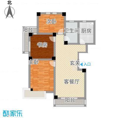 渤海尚城G户型