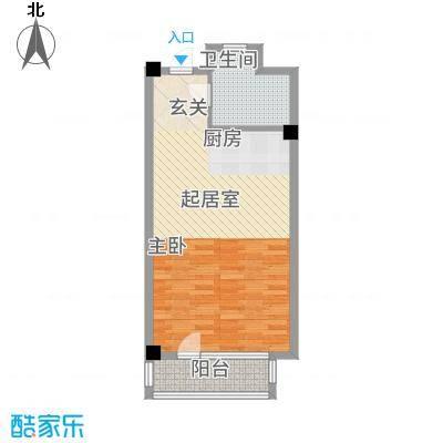 仙女湖壹号户型