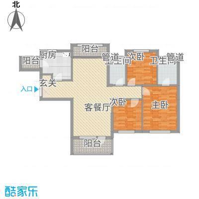 海楹台单-05户型