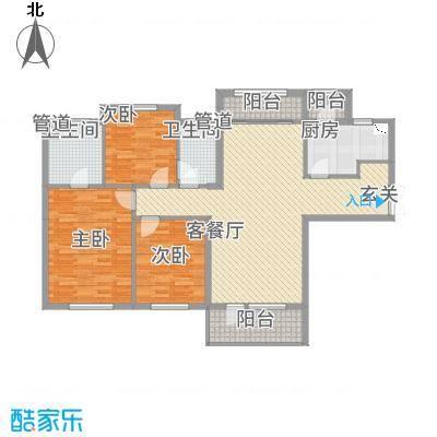 海楹台单-04户型