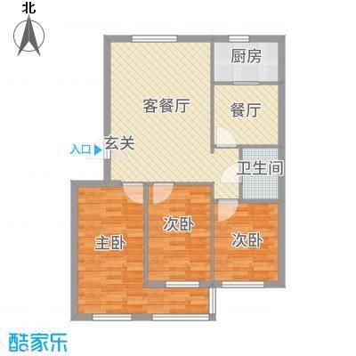 秦唐12栋户型