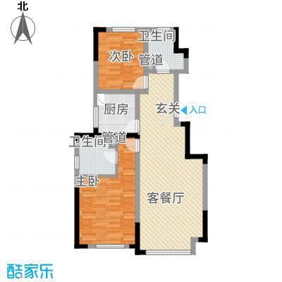东兴科技大厦户型2室
