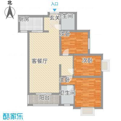 秦文阁户型