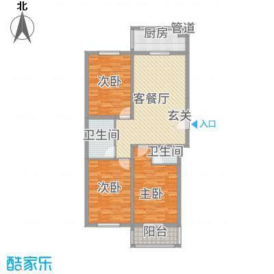 西京高层户型
