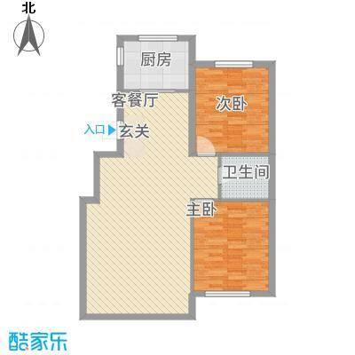 辽阳鑫德雅居1.42㎡户型