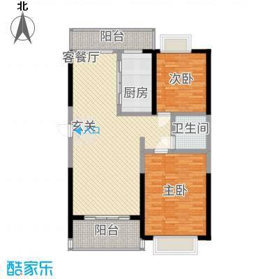 紫薇永和坊11.00㎡户型2室