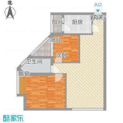 相国生活馆88.10㎡A4户型