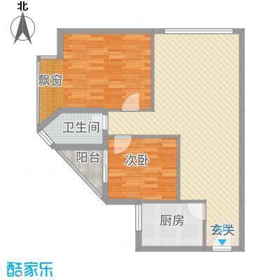 相国生活馆88.80㎡A3户型