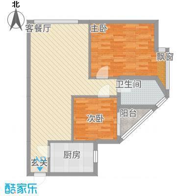 相国生活馆87.60㎡A4户型