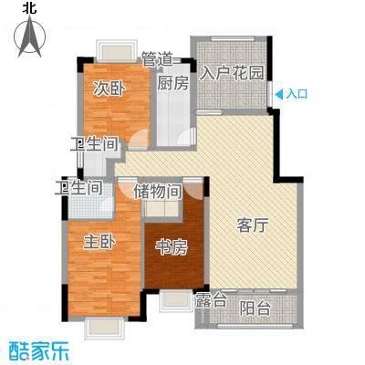 生活艺术城(art国际)113.04㎡B1户面积11304m户型-修改