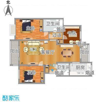 龙城新居2号楼1601