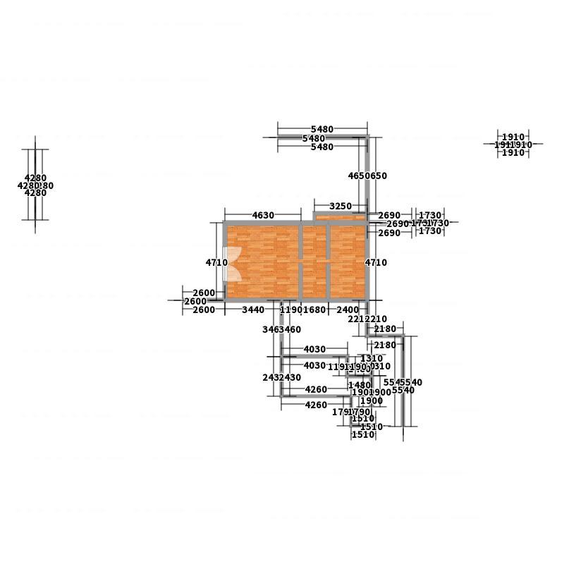 餐饮空间设计(郑瑞发)图片
