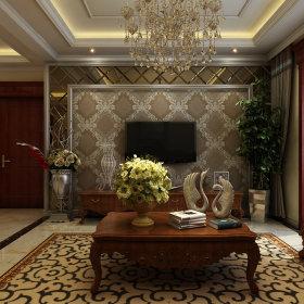 电视背景墙设计案例