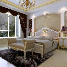 欧式古典欧式古典风格古典风格卧室装修案例