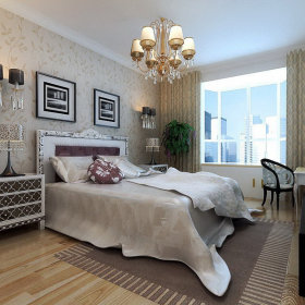 欧式欧式风格卧室设计方案