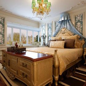 法式法式风格卧室设计方案