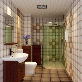 现代卫生间设计案例展示