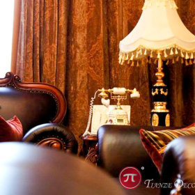 美式古典美式古典风格古典风格客厅设计方案