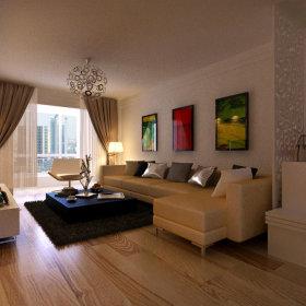 客厅灯具设计案例
