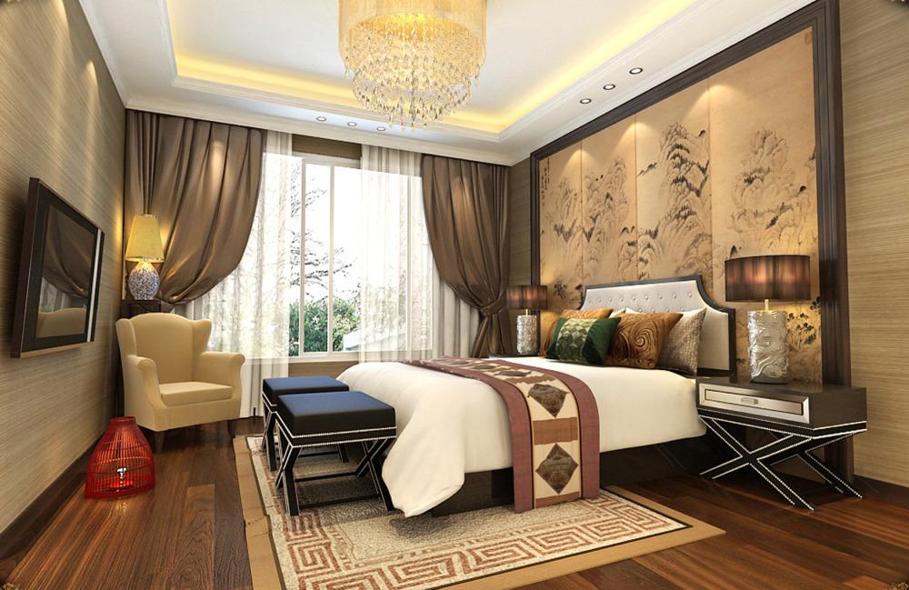 背景墙 房间 家居 起居室 设计 卧室 卧室装修 现代 装修 1000_649