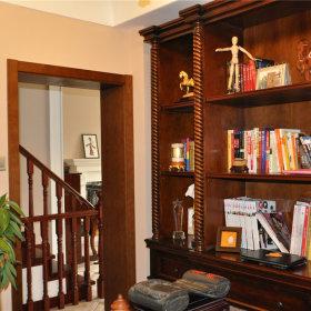 美式书房别墅设计方案