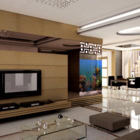 现代简约现代简约客厅图片