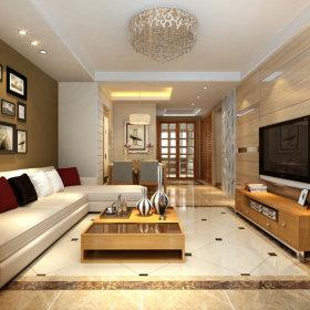 现代简约现代简约客厅设计案例