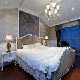 法式卧室装修效果展示