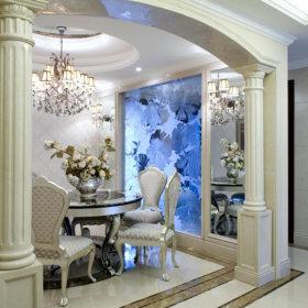 新古典古典新古典风格古典风格餐厅装修效果展示