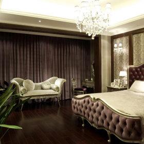 新古典古典卧室设计图