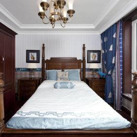 美式美式风格卧室设计案例展示
