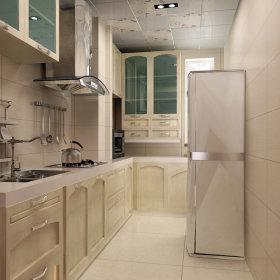 中式厨房装修图