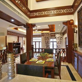 中式古典餐厅设计案例展示