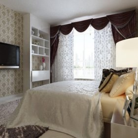 田园田园风格卧室设计方案