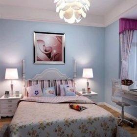 现代简约现代简约卧室设计图