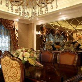古典古典风格餐厅设计案例展示