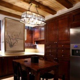 古典古典风格厨房图片