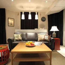 中式混搭客厅沙发客厅沙发设计案例展示