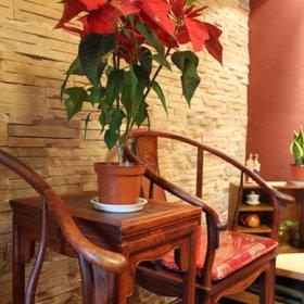 中式客厅椅子椅装修图