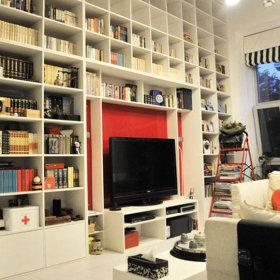 背景墙电视背景墙装修案例