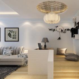 现代简约现代简约简约风格现代简约风格休闲区吊顶设计案例