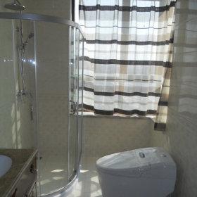 中式卫生间窗帘设计图